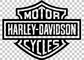 哈雷戴维森摩托车标志,哈雷,哈雷戴维森标志PNG剪贴画文本,封装的图片