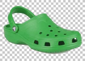 Crocs Shoe Clog时尚,鳄鱼PNG剪贴画杂项,动物,其他,户外鞋,运动图片