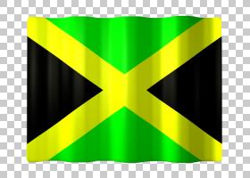 牙买加的旗子牙买加的徽章,独立日PNG clipart杂项,国旗,矩形,徽