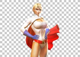 超级女孩超级英雄DC漫画DC宇宙在线超级女孩PNG剪贴画漫画,虚构人图片