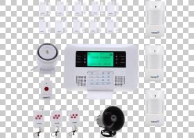安全警报和系统警报设备家庭安全警报监视中心警报PNG剪贴画杂项,图片