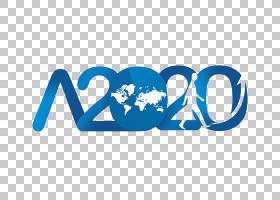 AIESEC 2020年夏季奥运会组织徽标全球社区发展计划,.vision PNG图片