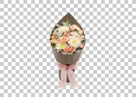 花园玫瑰花艺设计切花花束,花PNG剪贴画插花,人造花,花瓶,花卉,玫图片