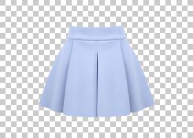 服装裙子荷叶边连衣裙衬衫,裙子女孩PNG剪贴画蓝色,白色,时尚,颜图片
