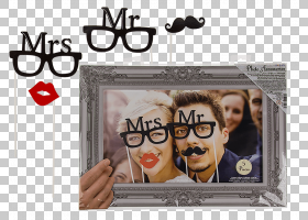 派对照片展位戏剧财产夫人婚姻,派对PNG剪贴画游戏,结婚周年纪念,图片