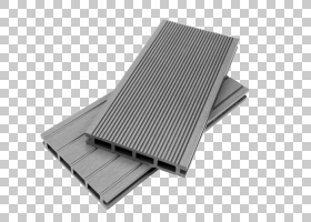 复合木材木塑复合甲板复合材料,复合PNG剪贴画角,建筑,回收,围栏,图片