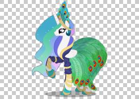 公主Celestia Pony Rarity Princess Luna连衣裙,城堡公主PNG剪贴图片