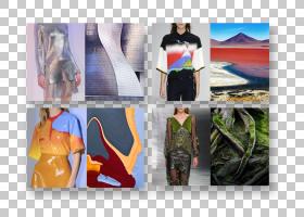 彩色艺术图形设计心情板,多彩时尚PNG剪贴画摄影,时尚,颜色,调色图片