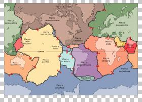 板块构造地球Asthenosphere Pangea地质学,地球PNG剪贴画世界,海