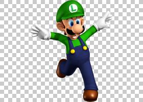 超级马里奥64 DS马里奥兄弟Luigi,马里奥兄弟PNG剪贴画手,任天堂,