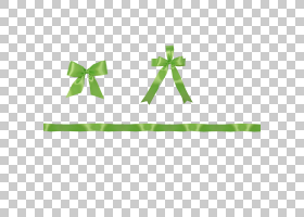 YouTube数字剪贴簿博客绿色,元素PNG剪贴画草,绿丝带,陶醉,艺术,