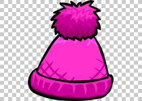 Club Penguin Hat Toque针织帽,企鹅PNG剪贴画动物,帽子,俱乐部企