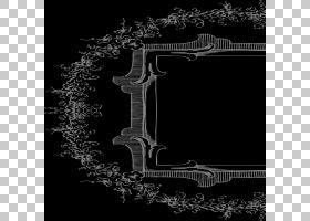 框架,复古框架PNG剪贴画杂项,网页设计,矩形,其他,对称,单色,图片