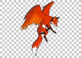 红狐狸狗绘画艺术,狐狸PNG剪贴画哺乳动物,动物,食肉动物,橙色,狗