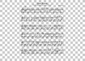 巨人女子乐谱钢琴谱表,乐谱PNG剪贴画角度,文本,音乐家,小提琴,数