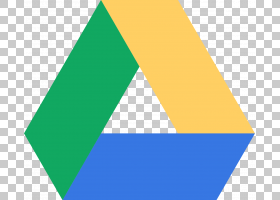 Google云端硬盘Google徽标G套件,提示PNG剪贴画角度,文本,矩形,三