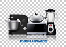 家电厨柜烹饪小家电PNG剪贴画杂项,厨房,家具,厨房电器,烹饪,洗碗