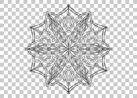 曼陀罗冥想曼陀罗PNG剪贴画杂项,角度,叶子,摄影,其他,单色,对称,