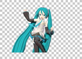 初音未来,Project Mirai DX MikuMikuDance Vocaloid,初音未来PNG图片