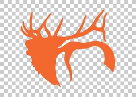 大游戏狩猎鹿麋鹿地图麋鹿PNG clipart鹿角,游戏,动物,橙色,徽标,图片