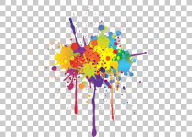 绘制画笔动画,圆,线路,黄色,儿童艺术,文本,对称性,墨迹测试,染色