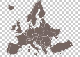 欧洲联盟空白地图欧洲PNG剪贴画世界,剪影,免版税,地图,地图,地理图片