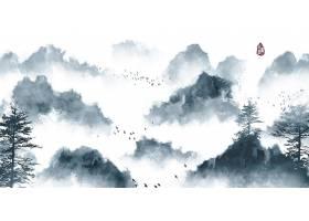 国风山水画