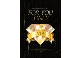 钻石VIP海报素材