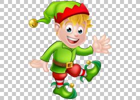卡通圣诞树,手指,幸福,卡通,手,微笑,绿色,圣诞装饰,食物,播放,假