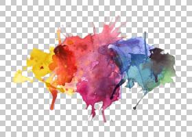 溅射抽象背景,水彩画,抽象艺术,颜色,油漆,绘画,飞溅,水彩画,