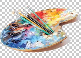 水彩画笔,美术,刷子,艺术,画架,美术馆,水彩画,艺术展,艺术学校,