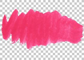水彩画笔描边,嘴唇,花瓣,粉红色,抽象艺术,冲程,勃艮第,蓝色,粉色