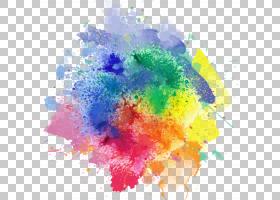 彩色烟雾,儿童艺术,绘画,天空,圆,丙烯酸涂料,水彩画,油漆,有色烟