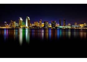 城市,城市,存储区域网,迭戈,壁纸,