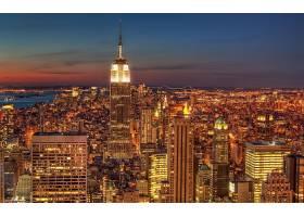 城市,城市,城镇,建筑物,城市风光,体系结构,摩天大楼,夜晚,