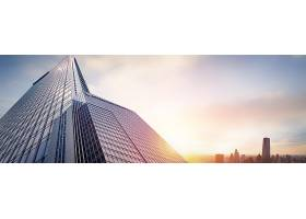 大城市高楼建筑