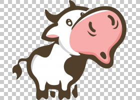 冰淇淋背景,鼻子,狗,野生动物,卡通,头部,鬃毛,尾巴,口吻,马,猪,