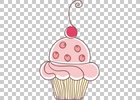生日蛋糕画,线路,甜点,食物,点,粉红色,卡通,糕点,绘图,蛋糕装饰,