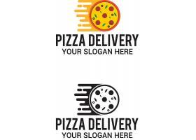 披萨logo设计