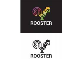 渐变logo设计