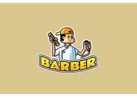 卡通人物logo设计
