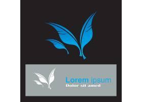 羽毛logo设计