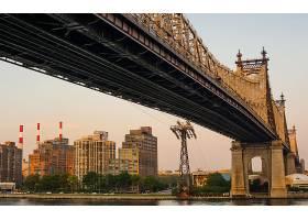 桥梁,桥梁,建筑物,河,皇后大道,壁纸,