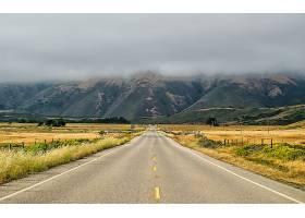 路,风景,山,风景优美的,云,雾,壁纸,