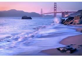 金色的,大门,桥梁,美国,加利福尼亚,壁纸,