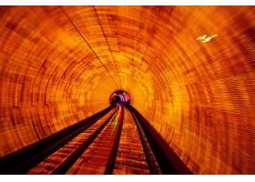 隧道,直接热轧制,铁路,运动,污迹,壁纸,