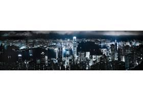 城市,城市,蓝色,行,孔,壁纸,