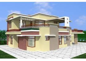 房子,建筑物,壁纸,(249)