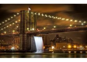 布鲁克林,桥梁,桥梁,壁纸,(23)