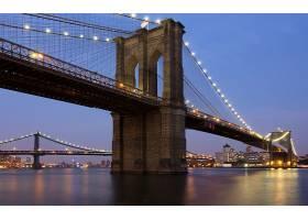 布鲁克林,桥梁,桥梁,壁纸,(5)